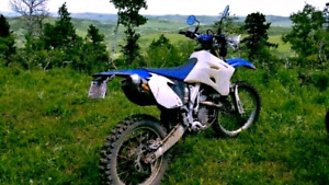 2009 Yamaha WR450 - Road Legal - Great Condition