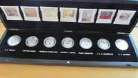 SILVER COINS- GROUP OF SEVEN LIMITED SET