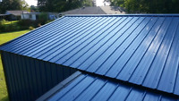 Metal roof installations. (Leakey roofs/gutter cleaning)