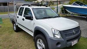 2007 Holden Rodeo Ute Dual Cab Trayback Rothwell Redcliffe Area Preview