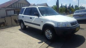 2000 Honda CR-V White 4 Speed Automatic Wagon Yagoona Bankstown Area Preview