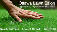 Lawn Care & Mowing in Ottawa / Kanata with Free Window Washing