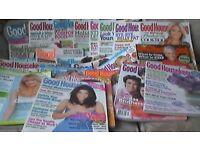 Good Housekeeping Magazines (American)