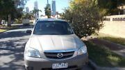 2002 Mazda Tribute MY2003 Limited Silver 4 Speed Automatic Wagon Waterford Logan Area Preview