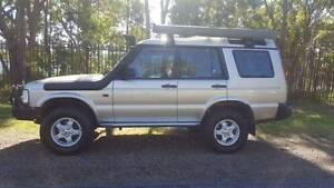 2002 Land Rover Discovery Wagon Rathmines Lake Macquarie Area Preview