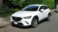 2016 Mazda CX3, Save $1800 on lease takeover