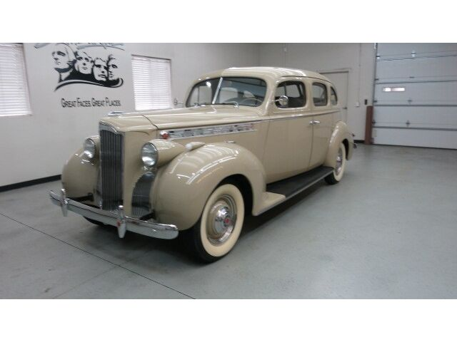 Packard 110 Model 1940 amazing packard 110 suicide door sedan restoration nothing spared
