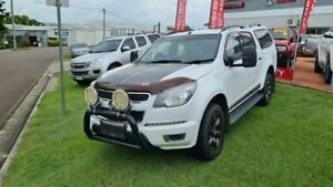 2015 Holden Colorado RG MY16 Z71 Crew Cab White 6 Speed Sports Automatic Utility Gympie Gympie Area Preview