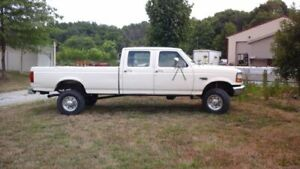 Looking for obs ford crew cab 4x4