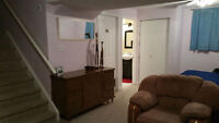 FURNISHED BACHELOR APARTMENT ALL INCLUSIVE - DEC 15TH