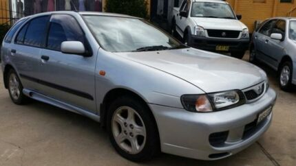 1999 Nissan Pulsar N15II SSS Silver 4 Speed Automatic Hatchback Wentworthville Parramatta Area Preview