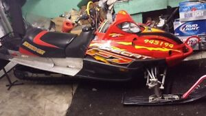 2005 arctic cat f7 long track