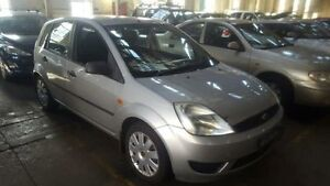 2005 Ford Fiesta WP LX Silver 5 Speed Manual Hatchback Georgetown Newcastle Area Preview