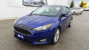 2015 Ford Focus SE Local Trade In