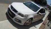 2013 Holden Commodore VF SS-V Redline White 6 Speed Manual Sedan Homebush Strathfield Area Preview