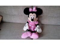 Disney Minnie Mouse plush toy