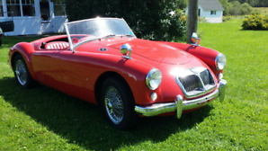 Beautiful 1957 MGA