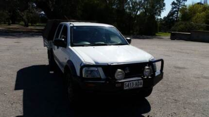 2006 Holden Rodeo Ute Rostrevor Campbelltown Area Preview