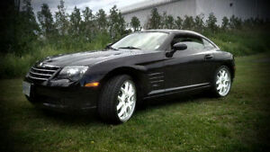 2005 Chrysler Crossfire Mercedes SLK Made by Wilhelm Karmann