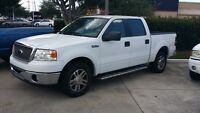 2006 FORD F 150 4X4 SUPERCREW LOOKS AND RUNS GREAT