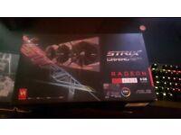 ROG STRIX-RX480-8G-GAMING card