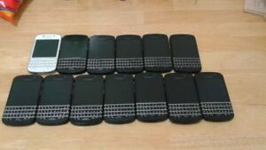 Final Price-Blackberrys-(Q10-$60 Ea)-(Leap-$100 Ea)-UNLOCK-9/10