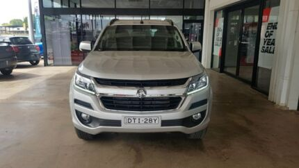 2017 Holden Trailblazer RG MY18 LT Silver 6 Speed Sports Automatic Wagon Miles End Mt Isa City Preview