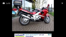 KAWASAKI ZZR 600 only 11940 miles with supporting MOT history