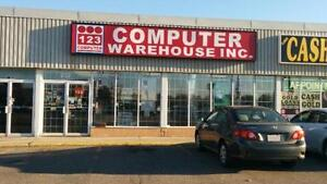 We Fix all Computers and Notebooks (20 Years services in Brampton!)