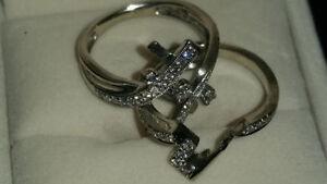 Beautiful Unique Ring Set