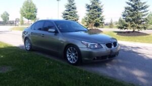 2004 BMW 530i Clean  very quite and drives great