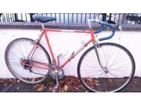 Motobecane Type Record serviced road bike classic French bike serviced 57cm/Medium size