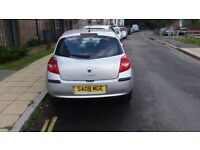 2008 NEW SHAPE RENAULT CLIO BARGING CHEAP QUICK SELL