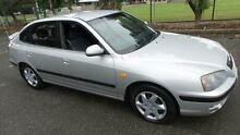2006 Hyundai Elantra XD 05 Upgrade 2.0 HVT Silver 5 Speed Manual Hatchback Granville Parramatta Area Preview
