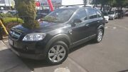 2009 Holden Captiva CG MY09 LX AWD Black 5 Speed Sports Automatic Wagon Seaford Frankston Area Preview