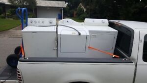 Washer / Dryer / Stove / Appliances