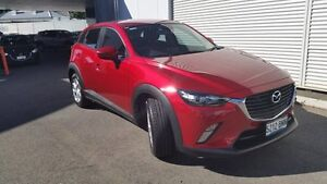 2016 Mazda CX-3 DK4W7A Maxx SKYACTIV-Drive AWD Soul Red 6 Speed Sports Automatic Wagon West Hindmarsh Charles Sturt Area Preview