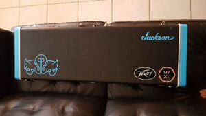 Jackson Misha Mansoor USA Guitar Case