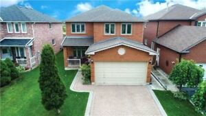 Solid All Brick Detached 4+1 Bed / 4 Bath **Pride Of Ownership**
