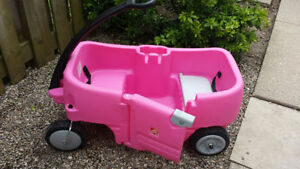 Step2 Pink Wagon - Excellent Condition -