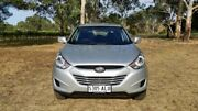 2011 Hyundai ix35 LM MY11 Active Silver 5 Speed Manual Wagon Tanunda Barossa Area Preview