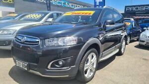 2014 Holden Captiva CG MY14 7 AWD LTZ Black Sapphire 6 Speed Sports Automatic Wagon Prospect Prospect Area Preview