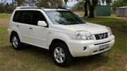 2004 Nissan X-Trail T30 II TI-L White Manual Wagon Scone Upper Hunter Preview
