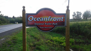 OCEAN FRONT Campgound - Seasonal ONLY