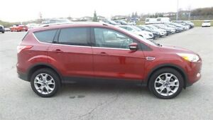 2016 Ford Escape Titanium, Pano Roof, Lthr, Nav Kitchener / Waterloo Kitchener Area image 6