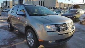 2008 Lincoln MKX Sedan