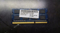 Elpida 4GB PC3-10600S Laptop Memory