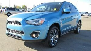 2013 Mitsubishi RVR AWD GT Navigation (GPS),  Leather,  Heated S
