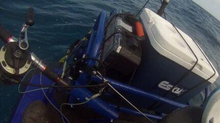Jet ski fishing racks jet skis gumtree australia pine for Jet ski fishing accessories