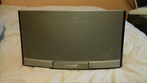 Bose sound dock portable music system. looking for best offer
